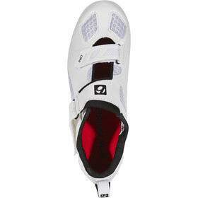 Bontrager Lohi Chaussures de triathlon Femme, white